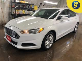 Used 2014 Ford Fusion SE * Navigation * Remote start *  SYNC audio system * Front and rear parking aid * Lane keeping system * Reverse camera * Auto projection headlights * for sale in Cambridge, ON