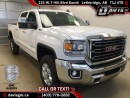 New 2017 GMC Sierra 2500 HD SLT-6.0L V8 Flex Fuel, Android Auto/Apple Carplay, Driver Alert Package for sale in Lethbridge, AB