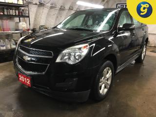 Used 2012 Chevrolet Equinox LS*AWD*PHONE CONNECT*ON STAR ASIST*ECO MODE*AUTO HEADLIGHTS*HANDSFREE VOICE COMMAND*KEYLESS ENTRY*POWER SEAT/MIRRORS/LOCKS/WINDOWS*CLIMATE CONTROL*FM/AM/CD/USB/AUX*CRUISE CONTROL*TRACTION CONTROL*DITGAL SPEEDOMETER/KPH/MPH* for sale in Cambridge, ON