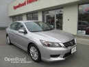 Used 2013 Honda Accord Sedan LX for sale in Burnaby, BC