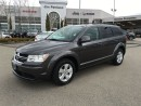 Used 2016 Dodge Journey SE Plus LEATHER 7 PASSENGER for sale in Surrey, BC
