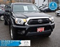 Used 2015 Toyota Tacoma V6 Canopy, Very Clean 4x4 for sale in Kelowna, BC