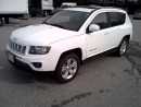 Used 2015 Jeep Compass HIGH ALTITUDE 4x4 for sale in Kitchener, ON