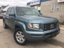 Used 2006 Honda Ridgeline EX-L  w/Sunroof_Leather_Low Mileage for sale in Oakville, ON