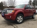 Used 2012 Ford Escape XLT for sale in Bradford, ON