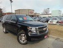 Used 2016 Chevrolet Tahoe 4WD-8PSGR-DUAL DVD-BAL.CHEV WARRANTY for sale in Scarborough, ON
