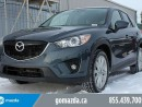 Used 2013 Mazda CX-5 GT, leather, sunroof, bose, dual zone climate control, remote starter for sale in Edmonton, AB