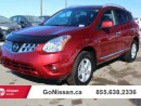 Used 2013 Nissan Rogue AWD . ALLOY RIMS! & MOON ROOF for sale in Edmonton, AB