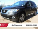 Used 2014 Nissan Pathfinder AWD. LEATHER. BACK UP CAM!! for sale in Edmonton, AB