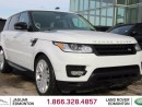Used 2014 Land Rover Range Rover Sport Autobiography - CPO 6yr/160000kms manufacturer warranty included until July 19, 2020! CPO rates starting at 1.9%! Local One Owner Trade In   No Accidents   3M Protection Applied   Rear Seat Entertainment   Navigation   Surround Camera System   Parki for sale in Edmonton, AB