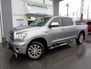Used 2011 Toyota Tundra Platinum Crew Max 4x4, Nav, Sunroof, One Owner!! for sale in Langley, BC