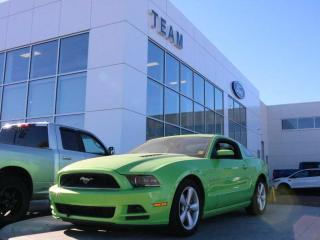 Used 2013 Ford Mustang GT, 5.0L V8, Coupe Premium, 6-Speed Manual, SYNC, Heated Seats for sale in Edmonton, AB