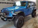 Used 2015 Jeep Wrangler Unlimited Sahara for sale in Peace River, AB