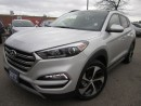 Used 2017 Hyundai Tucson SE 1.6Turbo-leather-sunroof-LIKE NEW for sale in Mississauga, ON