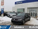 Used 2015 Volkswagen Golf GTI 5-Door Autobahn 4dr Hatchback for sale in Edmonton, AB