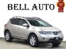 Used 2010 Nissan Murano SL LEATHER PANORAMIC ROOF BACK UP CAMERA for sale in North York, ON