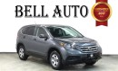 Used 2013 Honda CR-V LX BACK UP CAMERA BLUETOOTH CONNECTIVITY for sale in North York, ON