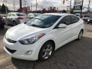 Used 2012 Hyundai Elantra GLS l HEATED SEATS l SUNROOF for sale in Waterloo, ON