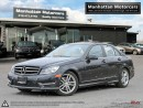 Used 2013 Mercedes-Benz C 300 C300 4MATIC |BLUETOOTH|1OWNER|LEATHER|SUNROOF for sale in Scarborough, ON