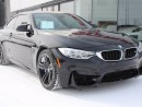 Used 2015 BMW M4 Premium and Executive Package with ConnectedDrive Services for sale in Edmonton, AB
