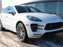 Used 2015 Porsche Macan Macan Turbo - Burmester - Premium Package Plus for sale in Edmonton, AB