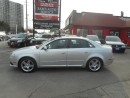 Used 2008 Audi A4 S-LINE QUATTRO AMAZING DEAL!!  ACCIDENT FREE!! for sale in Scarborough, ON