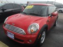 Used 2009 MINI Cooper Hardtop 2dr Cpe for sale in Burlington, ON