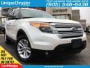 Used 2014 Ford Explorer XLT AWD| NAV| REAR CAM| DUAL SUNROOF| LEATHER| for sale in Burlington, ON