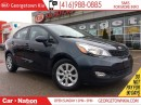 Used 2013 Kia Rio LX+ | ONE OWNER | ECO | BLUETOOTH | for sale in Georgetown, ON