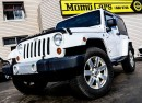 Used 2012 Jeep Wrangler Sahara! 4X4! 3 Year Warranty! ONLY $161/bi-weekly! for sale in St Catharines, ON