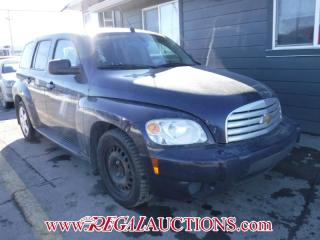 Used 2008 Chevrolet HHR  4D UTILITY for sale in Calgary, AB
