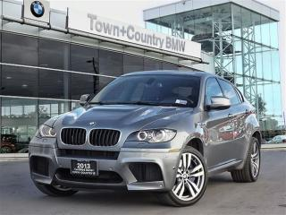 Used 2013 BMW X6 M 6yrs/160KM Warranty for sale in Unionville, ON