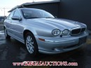 Used 2002 Jaguar X-TYPE SPORT 4D SEDAN AWD for sale in Calgary, AB