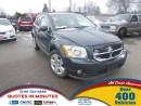 Used 2008 Dodge Caliber DODGE CALIBER SXT | POWER + COMFORT | MUST SEE for sale in London, ON
