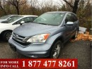 Used 2011 Honda CR-V EX-L, Leather, Sunroof, Alloys, Keyless entry for sale in Mississauga, ON