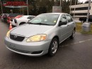 Used 2006 Toyota Corolla CE for sale in Richmond, BC