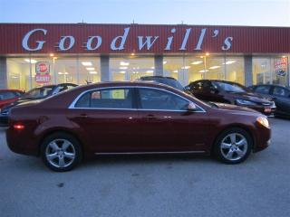 Used 2011 Chevrolet Malibu LT Platinum! HEATED SEATS! for sale in Aylmer, ON