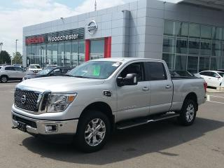 New 2016 Nissan Titan Crew Cab XD SV 4x4 Diesel for sale in Mississauga, ON