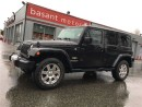 Used 2015 Jeep Wrangler Unlimited Sahara, Running Boards, Nav, Heated Seats!! for sale in Surrey, BC