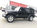 Used 2013 Jeep Wrangler Unlimited Sahara, Freedom Top, for sale in Surrey, BC