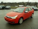 Used 2008 Ford Focus SES Sedan Manual for sale in Burnaby, BC