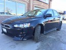 Used 2009 Mitsubishi Lancer for sale in Winnipeg, MB