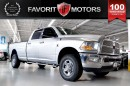 Used 2011 Dodge Ram 3500 SLT TURBO DIESEL 4X4 | TRUXPORT COVER | BACK CAM for sale in North York, ON