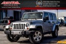 Used 2012 Jeep Wrangler Unlimited Sahara|4x4|R-Start|HtdFSeats|PwOptions|InfinityAudio|18