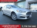 Used 2013 Ford Fusion SE for sale in Surrey, BC