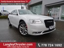 Used 2016 Chrysler 300 Touring ACCIDENT FREE w/ AWD, NAVIGATION & PANORAMIC SUNROOF for sale in Surrey, BC