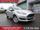 Used 2016 Ford Fiesta ACCIDENT FREE w/ HEATED FRONT SEATS for sale in Surrey, BC