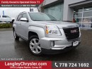 Used 2016 GMC Terrain SLE-2 ACCIDENT FREE w/ SUNROOF, REAR-VIEW CAMERA & HEATED SEATS for sale in Surrey, BC