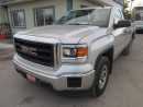 Used 2015 GMC Sierra 1500 READY TO WORK SLE EDITION 3 PASSENGER 5.3L - VORTEC.. 4X4.. REGULAR CAB.. LONG BOX.. CD/AUX/USB INPUT.. KEYLESS ENTRY.. for sale in Bradford, ON