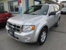 Used 2011 Ford Escape POWER EQUIPPED XLT MODEL 5 PASSENGER 3.0L - V6 ENGINE.. CD/AUX/USB INPUT.. BLUETOOTH.. KEYLESS ENTRY.. for sale in Bradford, ON